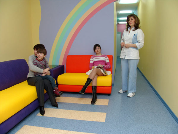 Children's Ophthalmology Department